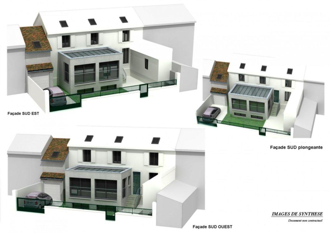 3D-Rénovation Habitat_Visualisation Architecturale